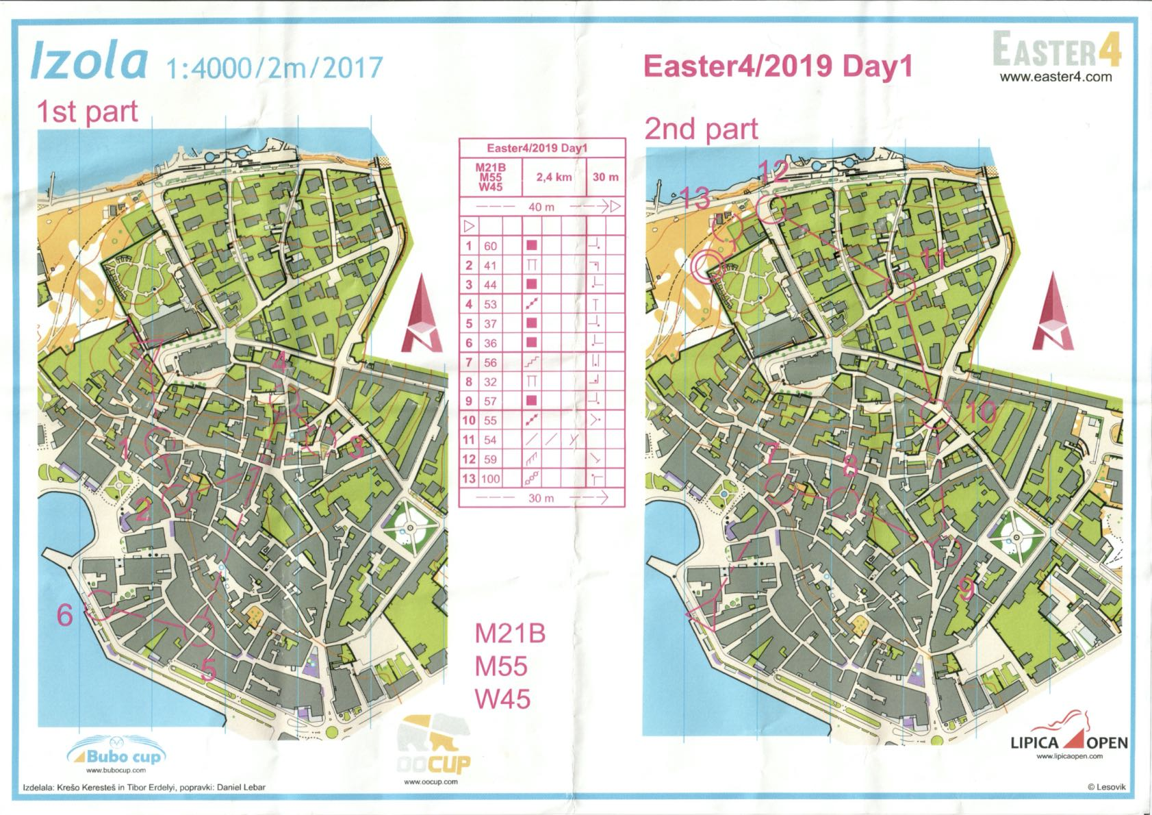 Easter4 (2019) - Day1 (19/04/2019)